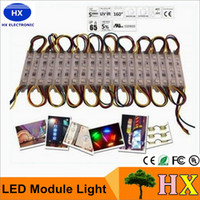 LED module light lamp SMD 5050 waterproof LED modules for si...