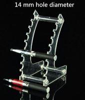 acrilico e cig espositore vetrina trasparente portapacchi rack per ego ecig vaporizzatore penna sigaretta elettronica batteria mod meccanica