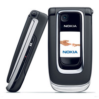 Original Nokia 6131 Unlocked Cell Phone 2.2Inch Screen 1.3MP Camera Support TF Card Simples Sim Quad Band Téléphones