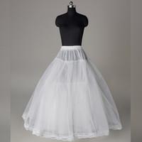 Vintage Vintage Spandex A Vita A Linea No Hoop Bone Strati Sottoverskirt Petticoat Ball Gown Party Dress Dress Slip Slip Spedizione gratuita