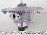 Turbo CHRA Cartridge Turbolader RHF5 8972402101 8973295881 8971856452 VIDA VA420037 Für ISUZU D-MAX Abholung 04- 4JA1 2.5L 4JA1T 4JA1L 136HP