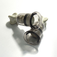 2pcs / paire cristal jeux adultes produits érotiques 1.1inch stimulateur de clitoris mamelon ventouse sex toys pour femmes