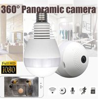 360 degree wifi Panoramic 960P Hidden IR Camera Wireless Fis...