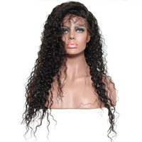 Pre Plucked Full Lace Human Hair Wigs For Black Women With B...