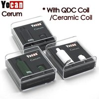 Authentic Yocan Cerum Atomizer Full Ceramic Wax Vaporizer Sp...