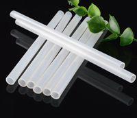 Tubo di plastica di biella di filtro fai-da-te, tubi dell'acqua, bong di vetro, narghilè di vetro, tubo per fumare