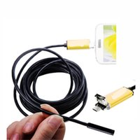 2in1 1280x720 pour caméra d'endoscope mobile Android OTG