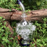 Recycler Percolator Glass Rigs Water bongs Birdcage eight re...
