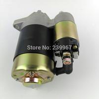 Электростартер прямого направления 12 В 0,8 кВт подходит для дизельного двигателя Yanmar L100 L70 L48 Kama Kipor P / N 1716004