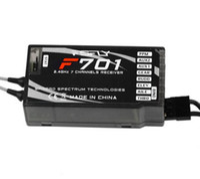 F701Receiver Değiştirin7000 6 kanal DSMX DXM2 Alıcı Desteği JR ve Spektrum DSM X ve DSM2 SYST Bağımsız PPM Çıkışı