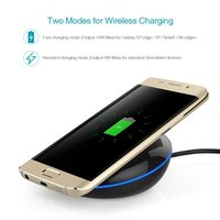 dodocool 10W Quick Charge Wireless Cell Phone Chargers Charg...