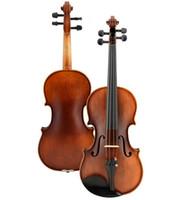 archaize violino 1/4 violino artesanato violino instrumentos musicais com violino caso de resina