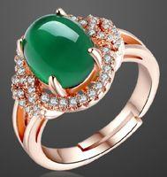 all'ingrosso coppia collana pendente anello solitario S925 natura calcedonio agata giada di Lady nuovi arrivano IT donne rom Dimond Paris CA degli Stati Uniti