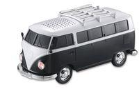 1 unids WS-266BT Bluetooth altavoz colorido mini altavoz coche forma mini bus altavoz caja de sonido MP3 ++ U disco + TF + Bluetooth + función FM