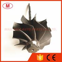 GT3582R / GT35R / GT3582 / GTX3582 Turbo-roue / roue turbine Turbine 62.35x688mm Roulement à billes en céramique pour turbocompresseur
