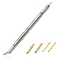 Оптовая ручной бровей перманентный макияж ручка татуировки Microblading Munsu Tebori Pen высокое качество Бесплатная доставка