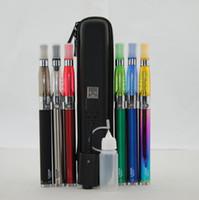Ecigarette eGo Starter Kits Ecigs Vision Spinner 650mah 900mah 1100mah 1300mAh аккумулятор ecig CE4 CE5 испаритель распылитель Vape ручки Case kit