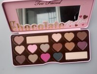 BON BONS Chocolate Bar Eyeshadow Palette 16 цветов Eyeshadow Love Heart, как кричать гид
