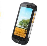 5.0Inch Impermeable GSM A8 Smartphone Cámara Dual 13MP BackCamera MSM8916 Quad Tarjeta SIM Dual 3GB RAM 32GB ROM 4050mAh Rugged Mobilephone