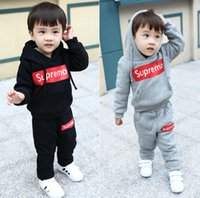 supremo Girls Clothes Set Girls Sports Suit Children Girls C...
