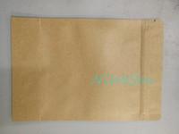 100 pz / pacco stand up 18x26 + 4 cm interno in alluminio placcatura sacchetto di carta kraft-sacchetto richiudibile ziplock, prodotto di imballaggio del sacchetto del mestiere tasca