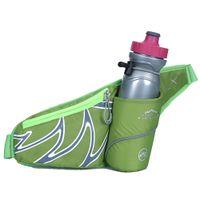 Спорт на открытом воздухе новая мода кемпинг небольшой беспорядок мешок прочный Фанни пакет Легкий пояс бутылка воды Велоспорт 2 л талии сумки