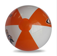 niños de colores de alta calidad juguete pelota de playa inflable juguete flotante globo franja deportes acuáticos bola de envío libre