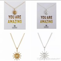 2017 New Dogeared Necklace With Card You are amazing Gold su...