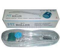 100pcs / lot MT rodillo derma aguja micro para el rejuvenecimiento de la piel, MT 192 rodillo derma aguja micro
