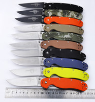 2017 High- quality Folding knife RAT Model 1 AUS- 8 blade Carb...