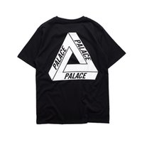 New PALACE T shirt Men Women Summer Casual Tees O- Neck Short...