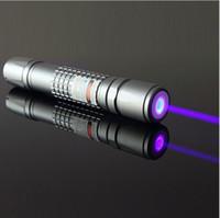 Leistungsstärkste 5000m 532nm 10 Meile SOS LAZER Militär Taschenlampe Grün Rot Blau Violett Laserpointer Lichtstrahl Jagdunterricht