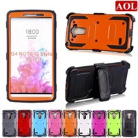 Hybrid defender cases Rugged robot boxes case PC+ TPU Cover f...