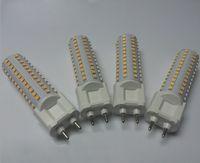 Горячая продажа G12 SMD2835 чип 10W высокой мощности привело кукурузы лампочки, холодный белый и теплый белый Светодиодный прожектор лампы AC85-265V