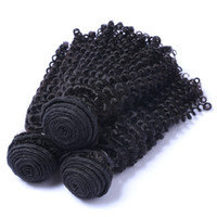 Brazilian Deep Curly Unprocessed Human Hair Weave 8- 30inch N...