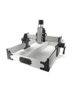 Freeshipping حار Openbuilds OX CNC جهاز التوجيه CNC كيت ميكانيكية مع 4 قطع * نيما 23 السائر موتور Oznest الثور CNC