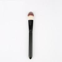 50 unids cepillo llama forma resaltador solo pinza maquiagem suave grande fundación en polvo blush cepillo maquillaje pinceles gratis