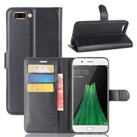 Diforate جديد وصول فاخرة لحقيبة R11 R11 زائد جلد محفظة الهاتف فليب غطاء الحقيبة القضية لحقيبة R9s R9s زائد