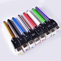 hot sale O- pen CE3 vape bud touch battery 280mAh e cig 510 t...