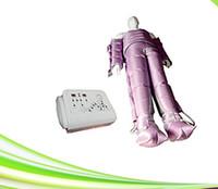 linfodrenaggio professionale macchina di terapia di pressione del corpo fisioterapia che dimagrisce il sistema di terapia di pressione dell'aria