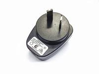 USB التيار الكهربائي AC حائط المنزل 1A شاحن محول الاتحاد الافريقي التوصيل للحصول على سامسونج HTC بود فون