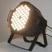 الشحن مجانا جودة عالية 54X3W الصامت الدافئة الأبيض الصمام الاسمية علب WW LED الاسمية 64 المرحلة الإضاءة