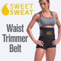 Hot Sweet Sweat Cintura Trimmer Belt Premium Fitness Belt para Hombres Mujeres Slimming Belt