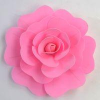 Новое поступление 20 см в наличии пена роза цветок праздничный витрина цветок для свадьбы рождественские украшения бесплатная доставка