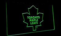 LS086-g Toronto Light Maple Neon Neon Light Sign