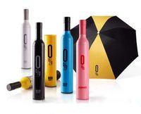 Şişe Şemsiye Moda şemsiye Şarap Şişesi Şemsiye 3-Folding Şemsiye Fedex üzerinden hızlı sevkiyat seçtiğiniz için Moda Yaratıcı Stilleri