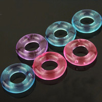 New Arrival Silicone Cock Rings Delaying Ejaculation Rings P...