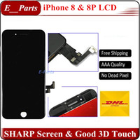 Best china (AUO LCD) For iPhone 8 lcd iPhone 8 Plus lcd Grad...