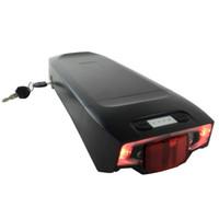 Pack batterie de haute qualité 48v 750w ebike avec port de charge USB batterie au lithium 48v 9ah pour vélo électrique