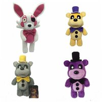 30cm Plush Gloden Five Nights At Freddy &#039 ; S Fox Fnaf Fr...